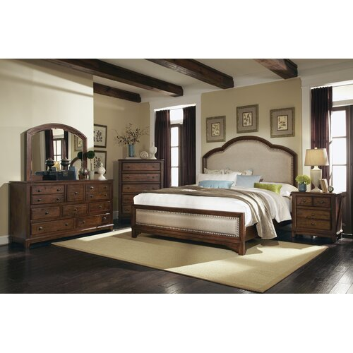 Wildon Home Laughton Panel Customizable Bedroom Set Reviews Wayfair Supply