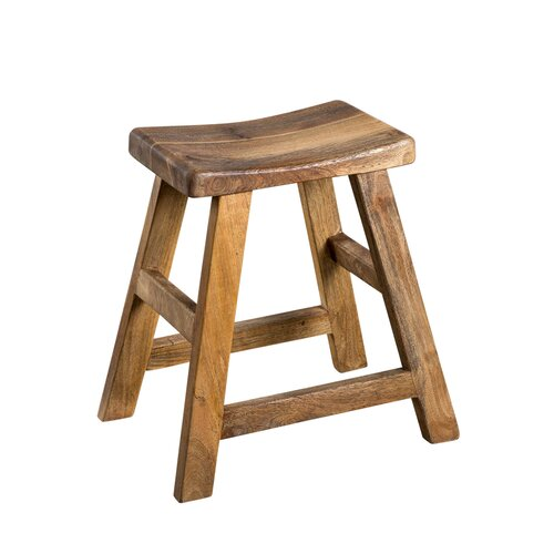 18 inch wooden stools 2
