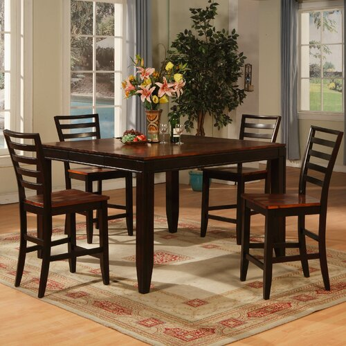Wildon home counter height extendable dining table for Wildon home dining