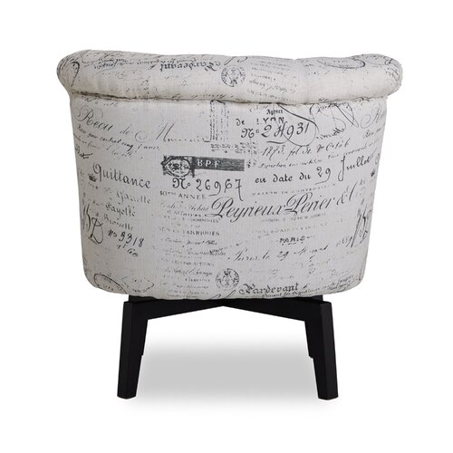 Gold Sparrow Raleigh Swivel Chair Amp Reviews Wayfair