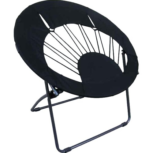ImpactCanopy Bungee Chair Folding Dorm Lounge Chair & Reviews