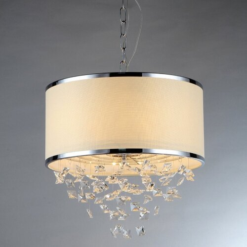 warehouse of tiffany tab 3 light crystal drum chandelier reviews. Black Bedroom Furniture Sets. Home Design Ideas