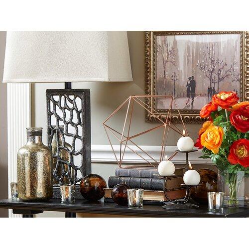 AB Home Group Inc Bursa Copper Orb Decor Reviews Wayfair