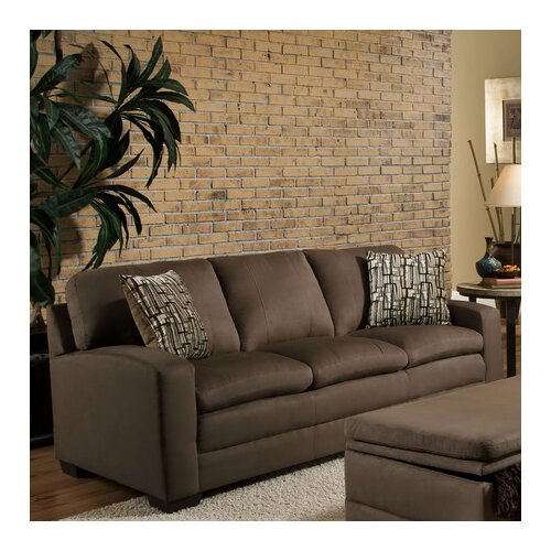 Simmons upholstery velocity sofa reviews wayfair for Simmons sofa bed reviews