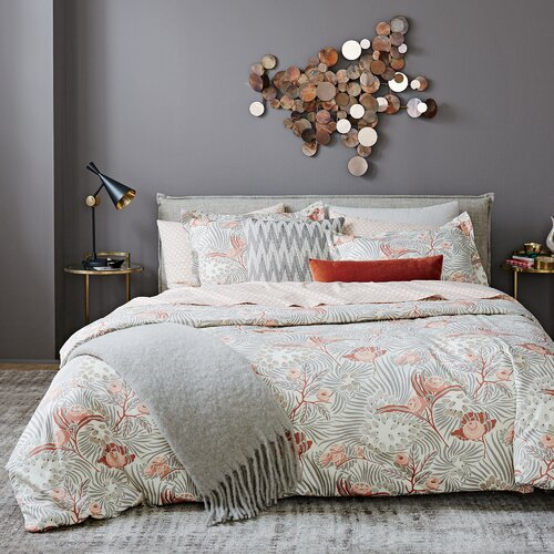 dwellstudio cleo duvet cover reviews wayfair