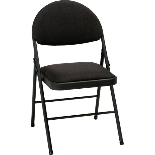 Cosco Home And Office Xl Fabric Comfort Folding Chair