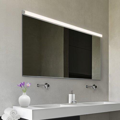 led slim 1 light bath bar by sonneman