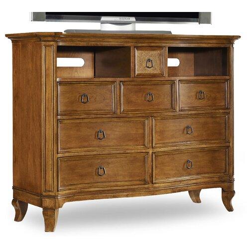 Windward 7 Drawer Media Chest by Hooker Furniture