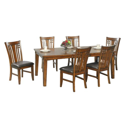 Winners Only Inc Zahara Dining Table Reviews Wayfair
