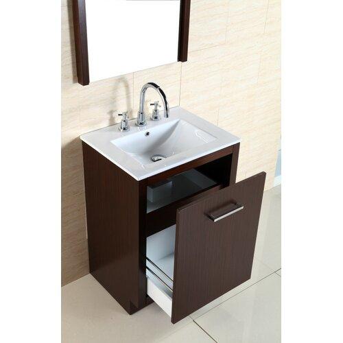 24 Single Sink Vanity Set Wayfair
