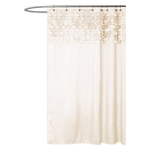 Short Shower Curtain Rod Black and Grey Shower Curtain