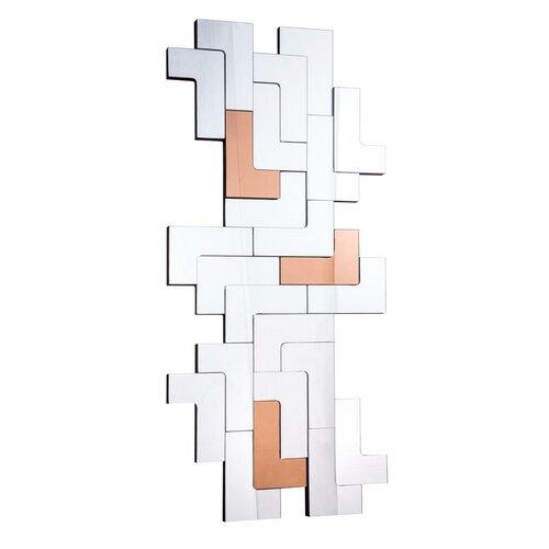 Modern Wall Mirror By Elegant Lighting On Popscreen