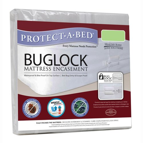 protect a bed buglock bed bug proof mattress encasement With bed bug encasement reviews
