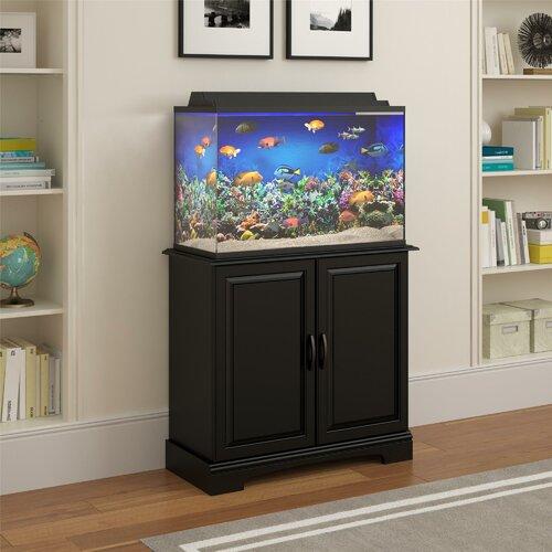 Altra Harbor 29 37 Gallon Cabinet Aquarium Stand Amp Reviews