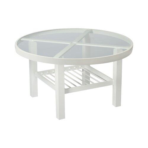 Elite Round Coffee Table Wayfair