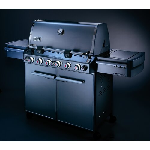 weber summit s 670 gas grill reviews wayfair. Black Bedroom Furniture Sets. Home Design Ideas