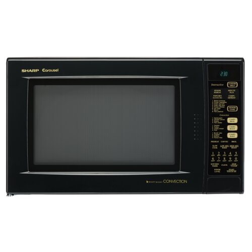 ... Cu. Ft. 900W Countertop Microwave with Convection & Reviews Wayfair