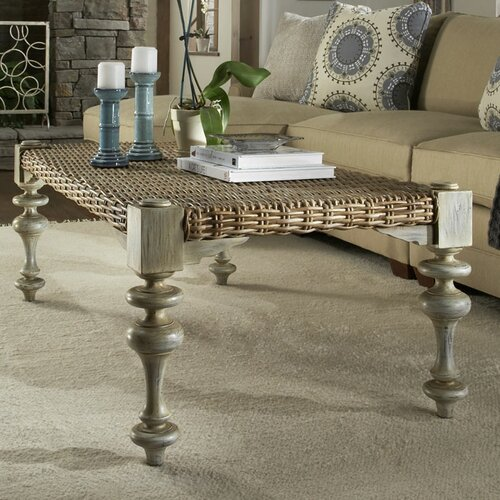 Kubu west indies coffee table wayfair for Furniture classics ltd coffee table