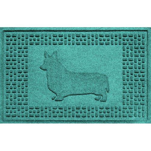 Bungalow Flooring Aqua Shield Corgi Doormat & Reviews