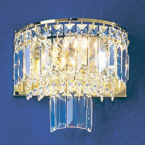 Classic Lighting Ambassador 2 Light Wall Sconce