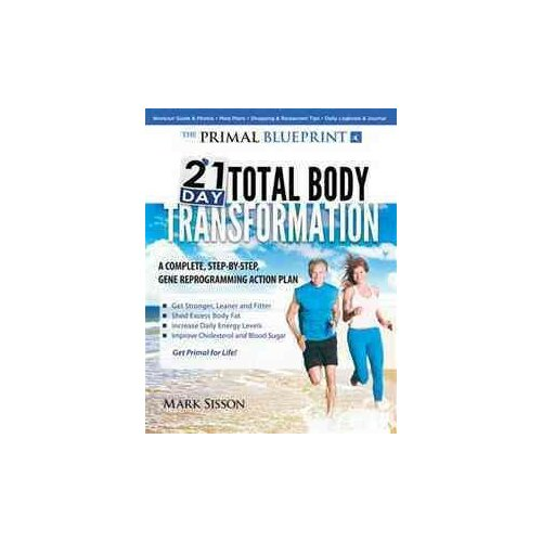 The Primal Blueprint 21-Day Total Body Transformation | Wayfair Supply