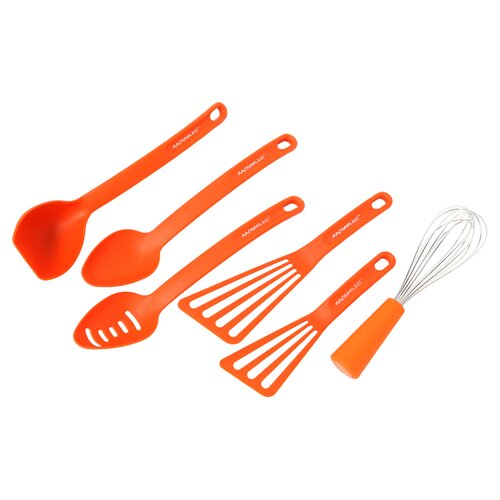 Tools and Gadgets 6 Piece Utensil Set by Rachael Ray