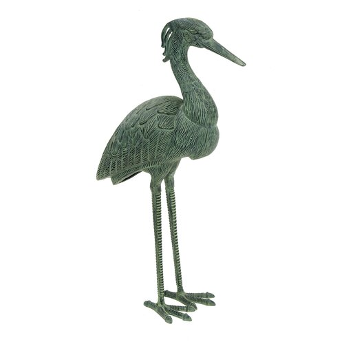 Heron Statue by ACHLA