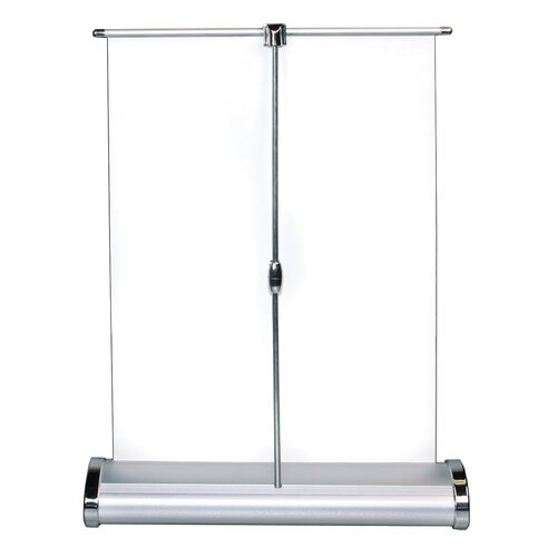 Exhibitor's Hand Book Breeze Retractable Tabletop Banner Stand