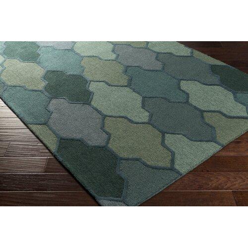 Artistic Weavers Pollack Morgan Green Area Rug & Reviews