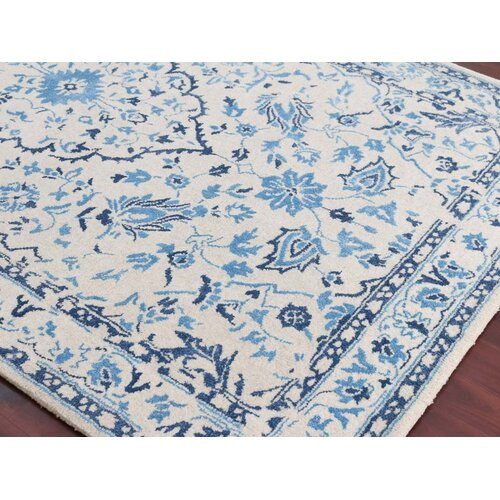 White And Blue Area Rugs Smileydot Us