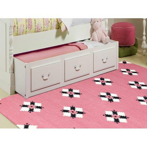 Zara Pink Area Rug
