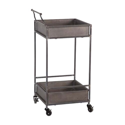 Wholesale Interiors Bradford Serving Cart Reviews: Wholesale Interiors Baxton Studio Carlsen Serving Cart