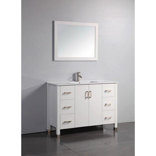 Legion Furniture 48 Quot Single Bathroom Vanity Set With