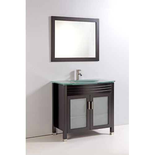 Legion furniture 36 single bathroom vanity set with - Wayfair furniture bathroom vanities ...