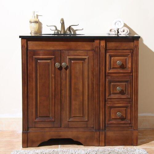 Legion Furniture 37 Single Bathroom Vanity Set Reviews