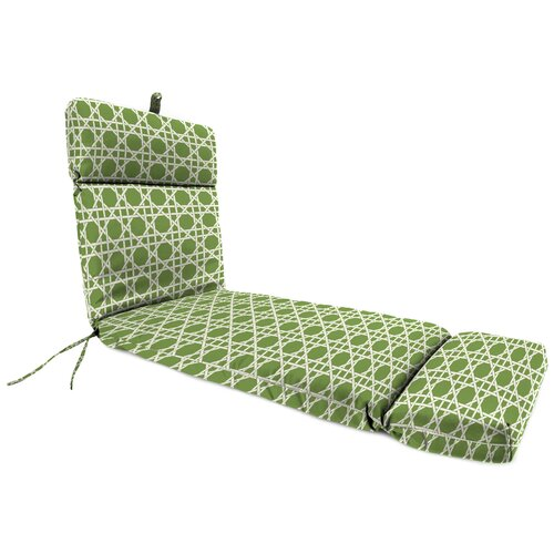 Jordan manufacturing universal outdoor chaise lounge for Aqua chaise lounge cushions