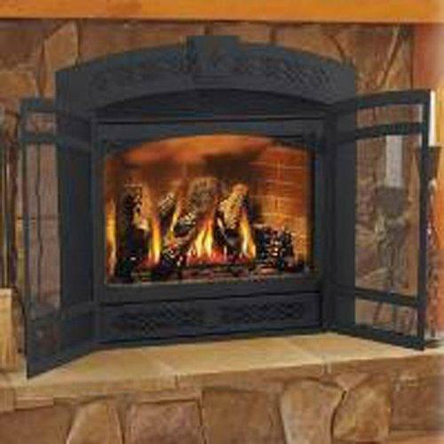 Fireplace Screen Kit Arched Wayfair