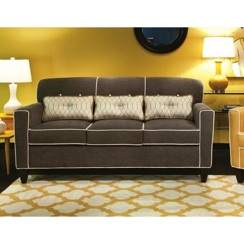 Ally Apartment Sofa by Chelsea Home