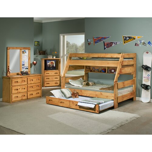 Camaflexi Twin Loft Customizable Bedroom Set Amp Reviews