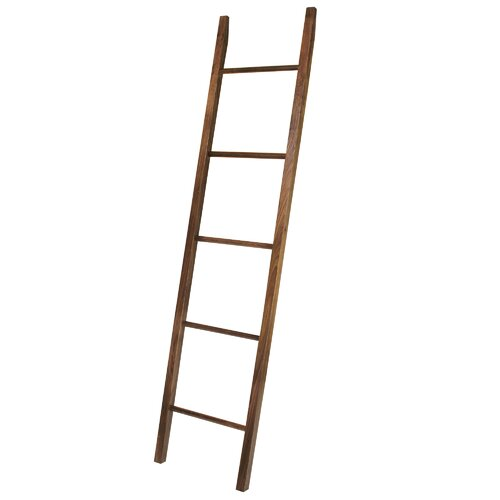 Casual Home Free Standing Decorative Ladder & Reviews  Wayfair