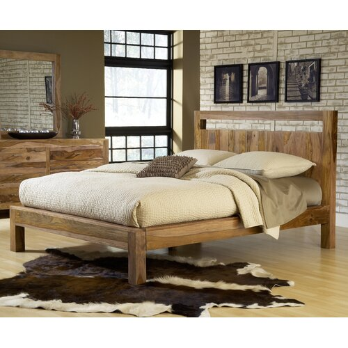 Modus atria panel bed reviews wayfair for Furniture 2 day shipping