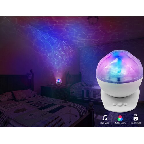 Color Changing Realistic Aurora Star Borealis Projector