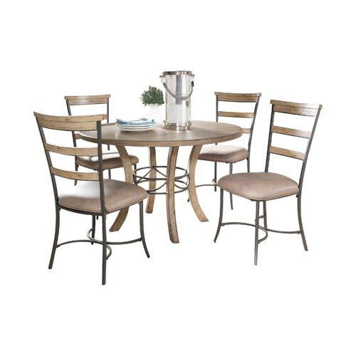 Hillsdale Furniture Bennington 5pc Dining Room Set In: Charleston 5 Piece Dining Set