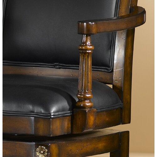 "Douglas Furniture: Hillsdale Douglas 30"" Swivel Bar Stool With Cushion"