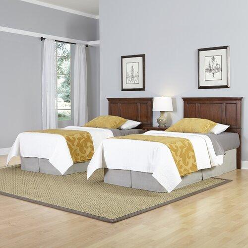 Cabin Creek Slat 3 Piece Bedroom Set Wayfair