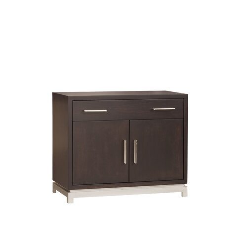 Classic contemporary 1 drawer nightstand wayfair for Classic contemporary furniture