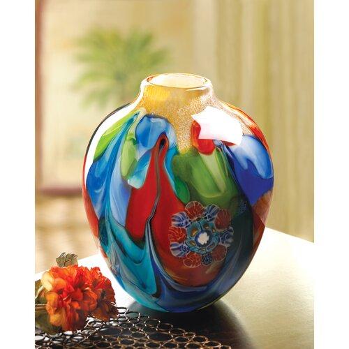 Wild Azaleas Vase