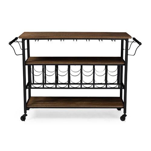 Wholesale Interiors Bradford Serving Cart Reviews Wayfair
