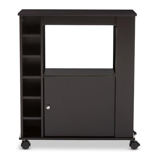 Wholesale Interiors Bar Cabinet Reviews Wayfair
