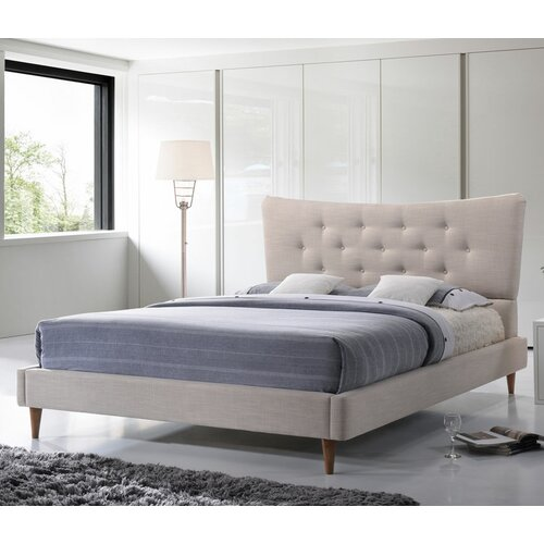 Wholesale Interiors Cosimo Upholstered Platform Bed